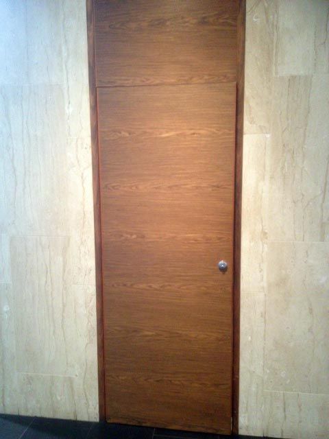 DOORCRAFT-Flush-Panel-door