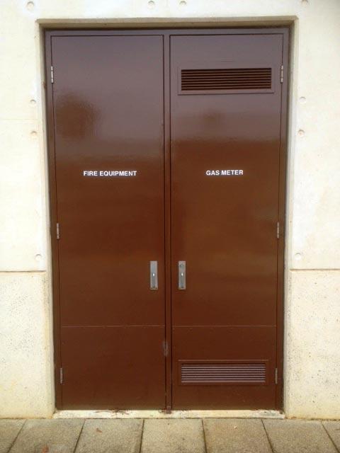 E-Fire-Door